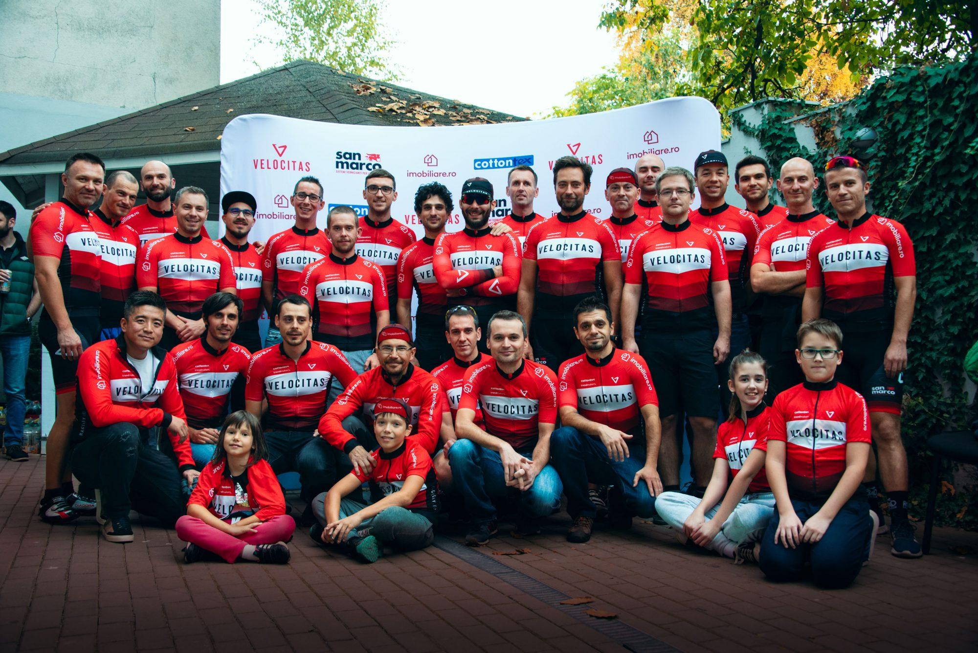 Echipa de ciclism VELOCITAS